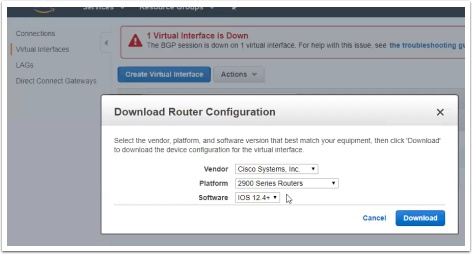 Add Sub-Interface to MPLS Router